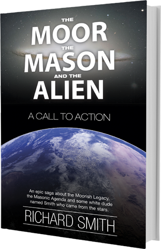 the moor, the mason and the alien by richard smith