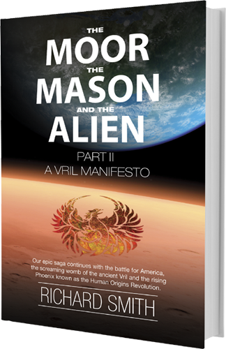 the moor, the mason and the alien part 2 by richard smith